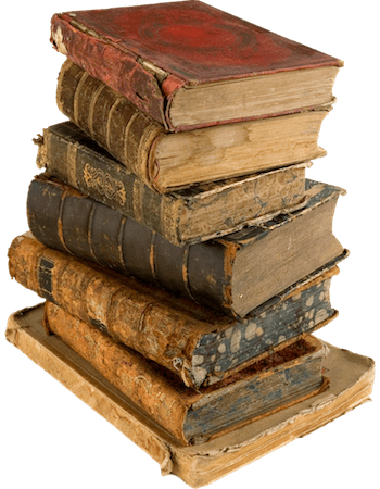 History Archive - Old Books