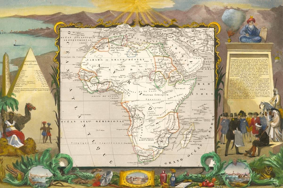 History Archive - Africa Collection