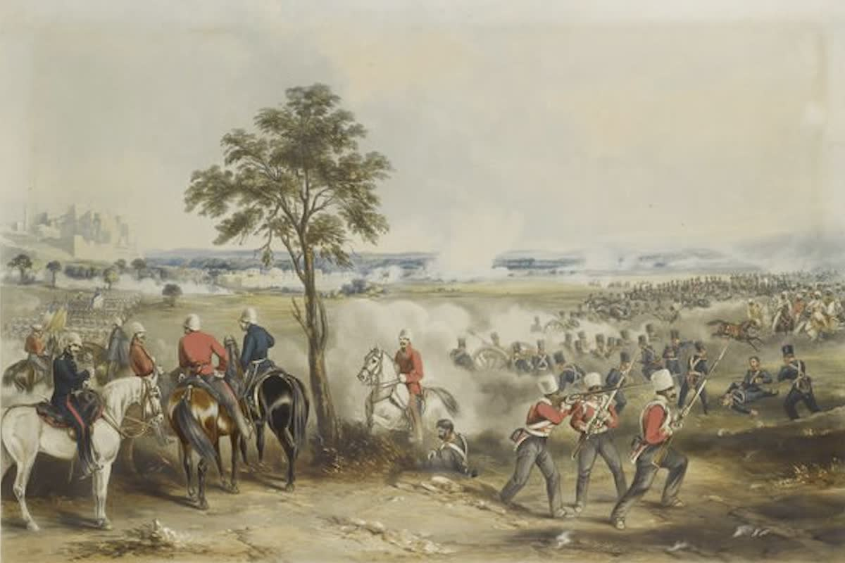 History Archive - Anglo-Sikh Wars Collection