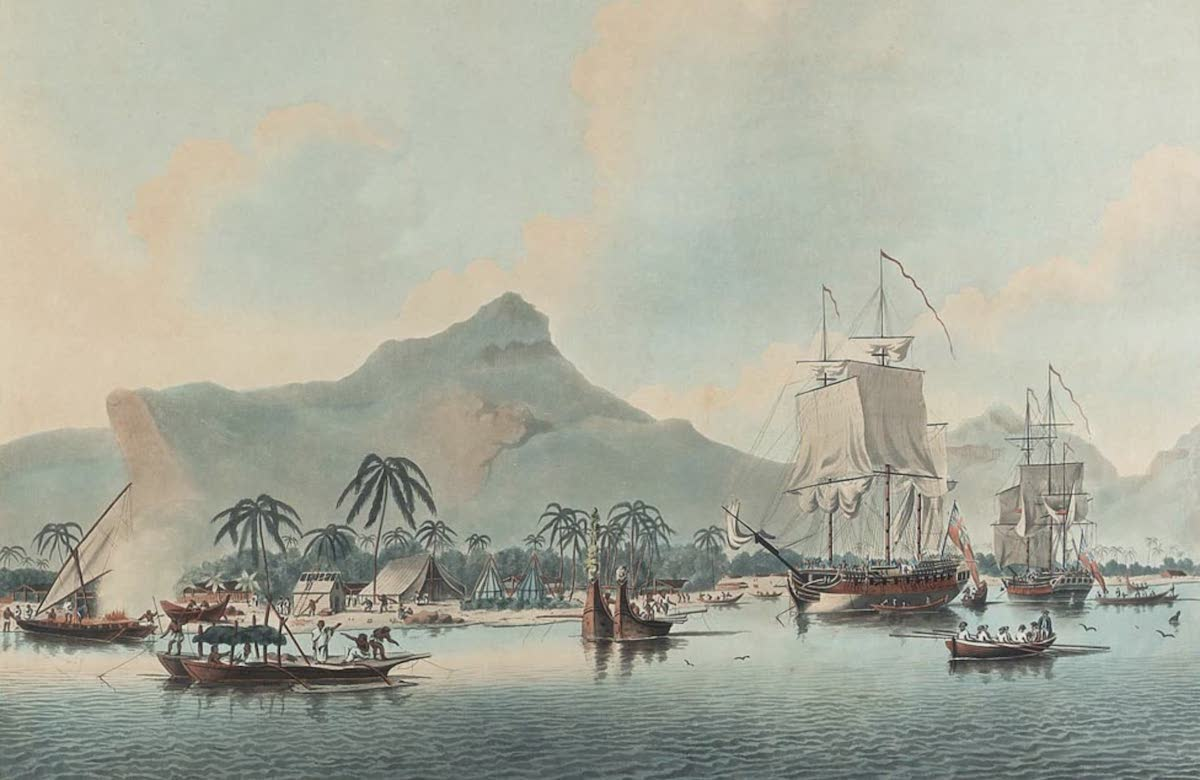 History Archive - Australasia (Oceania) Collection