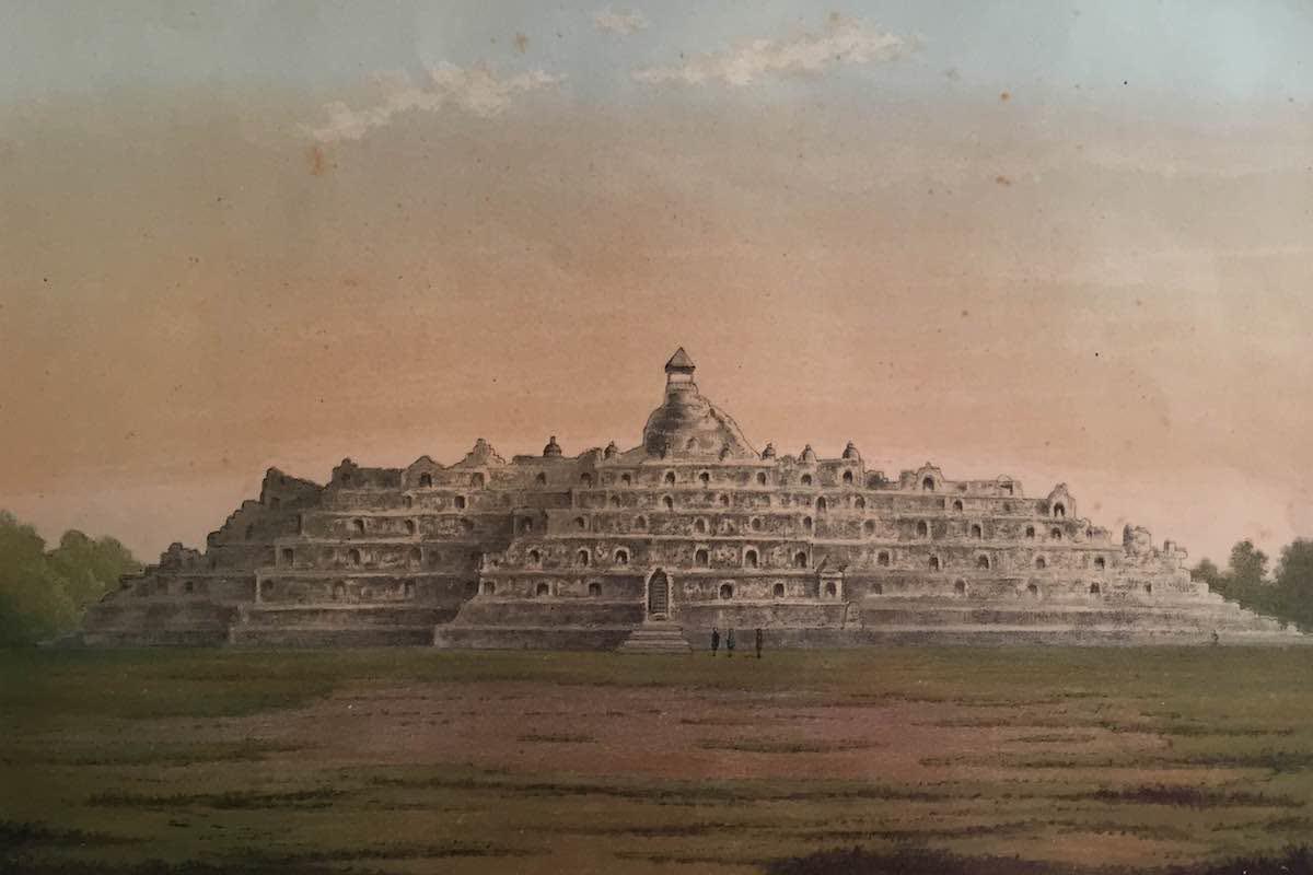 History Archive - Borobudur Collection