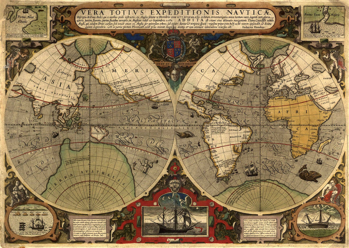 History Archive - Circumnavigations Collection