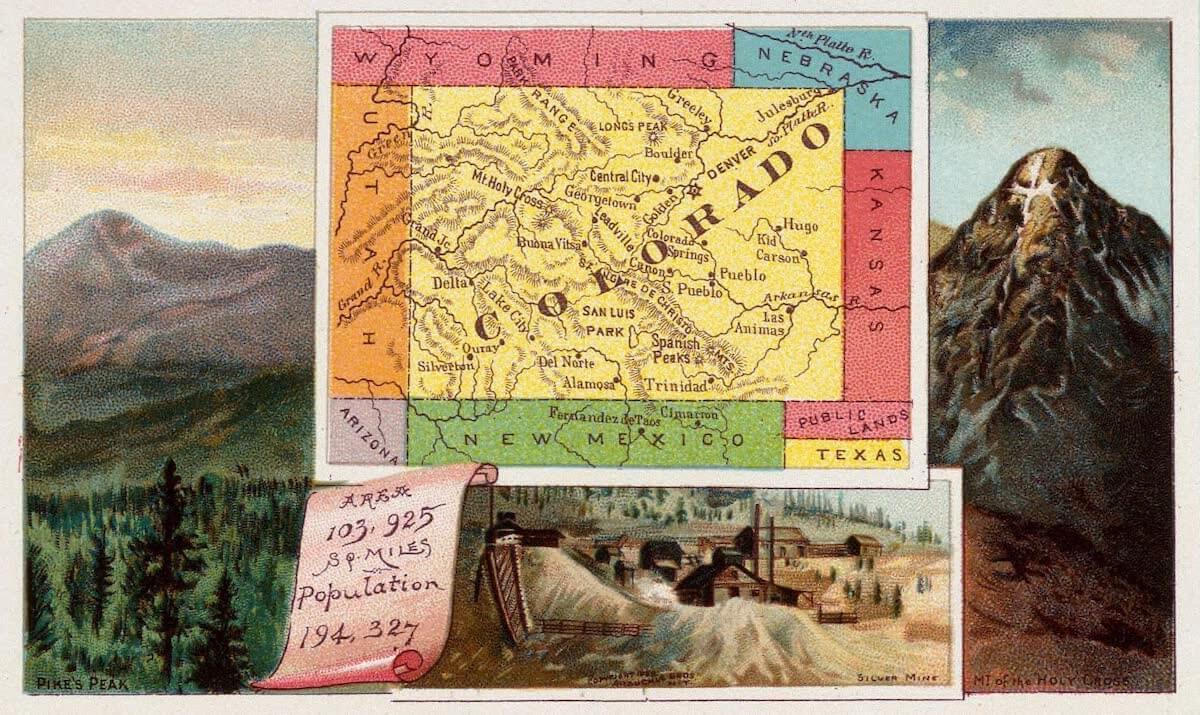 History Archive - Colorado Collection