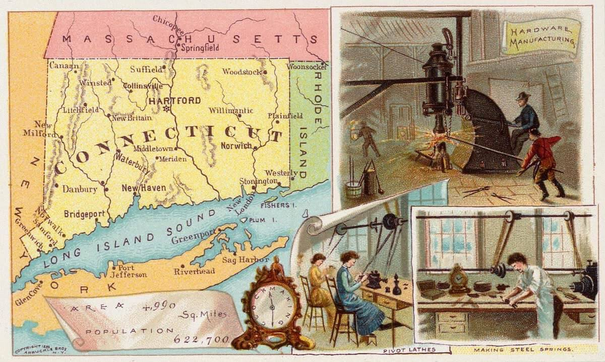 History Archive - Connecticut Collection