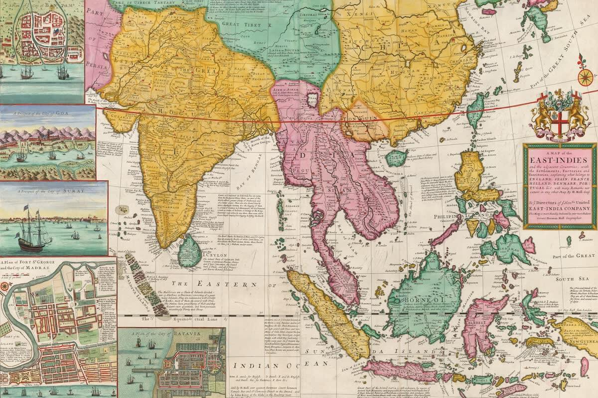 History Archive - East Indies Collection