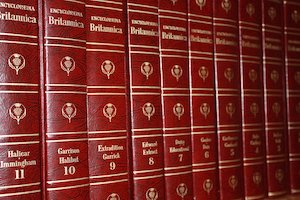 Collections - Encyclopedias
