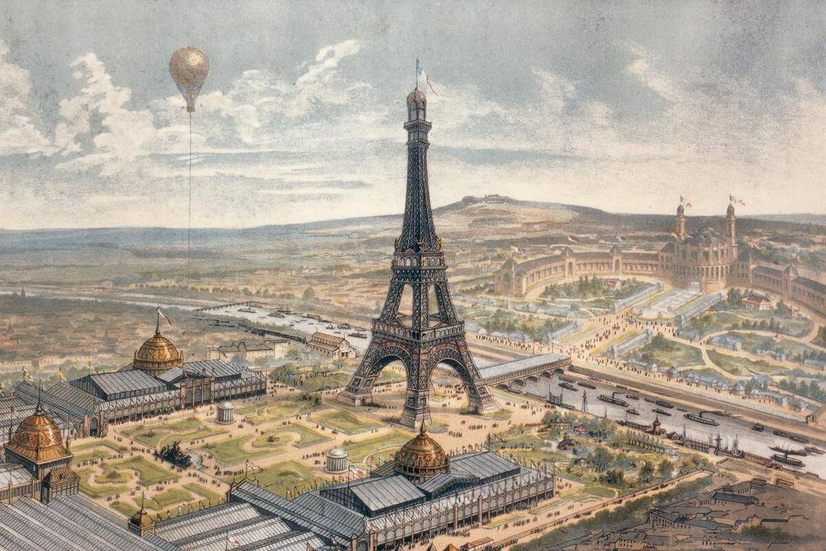 History Archive - Exposition Universelle Collection