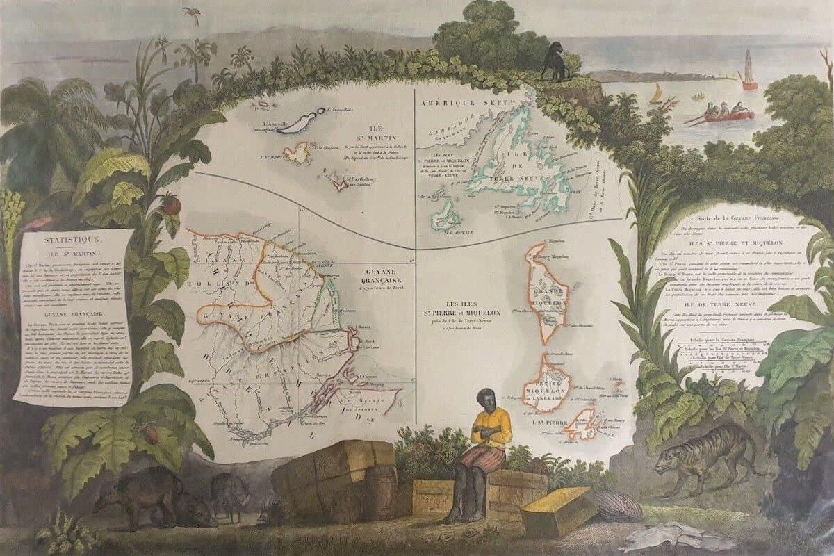 History Archive - French Guiana Collection