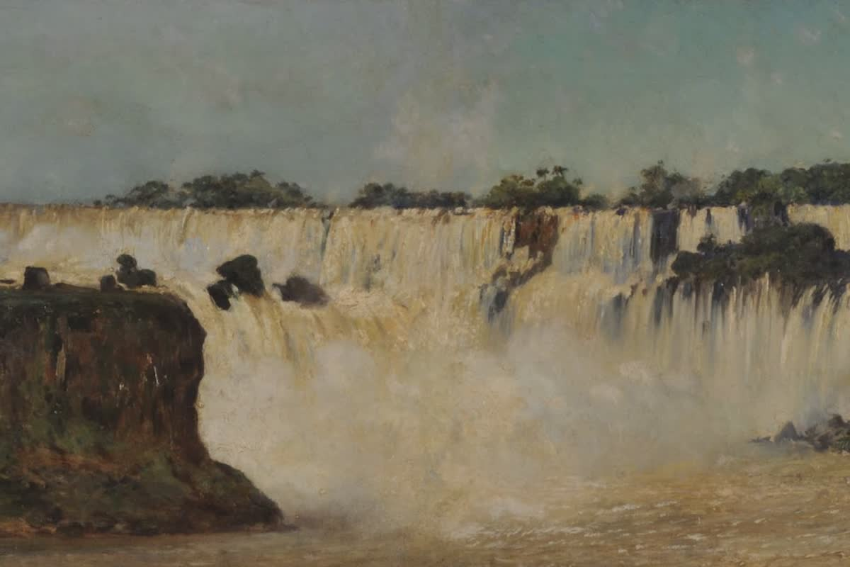 History Archive - Igazu Falls Collection