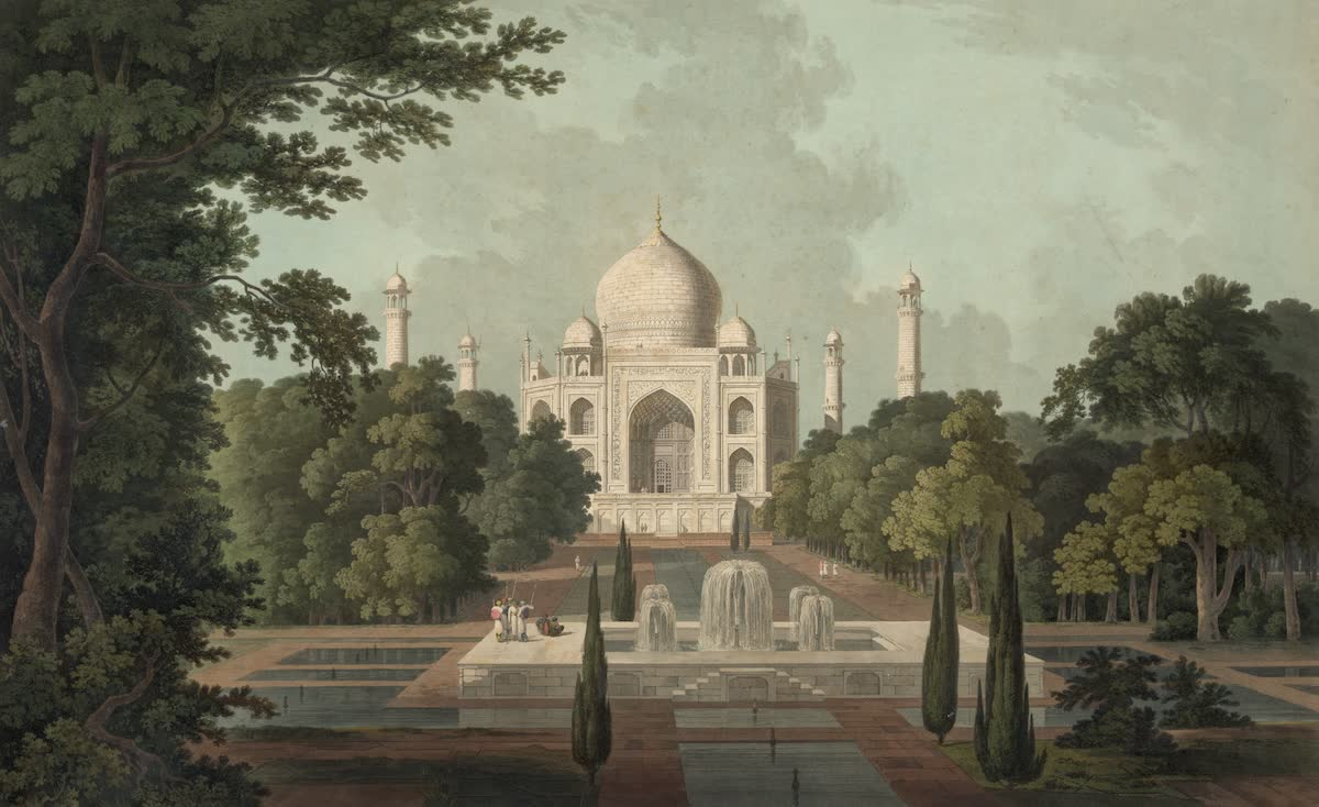 History Archive - India Collection
