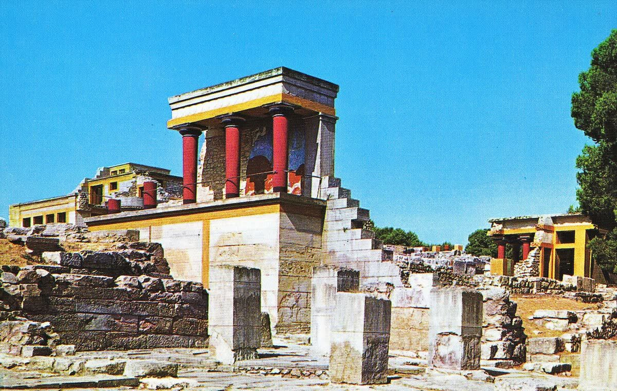 History Archive - Knossos Collection