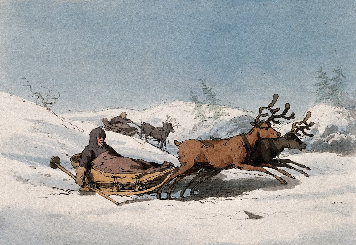 History Archive - Lapland Collection