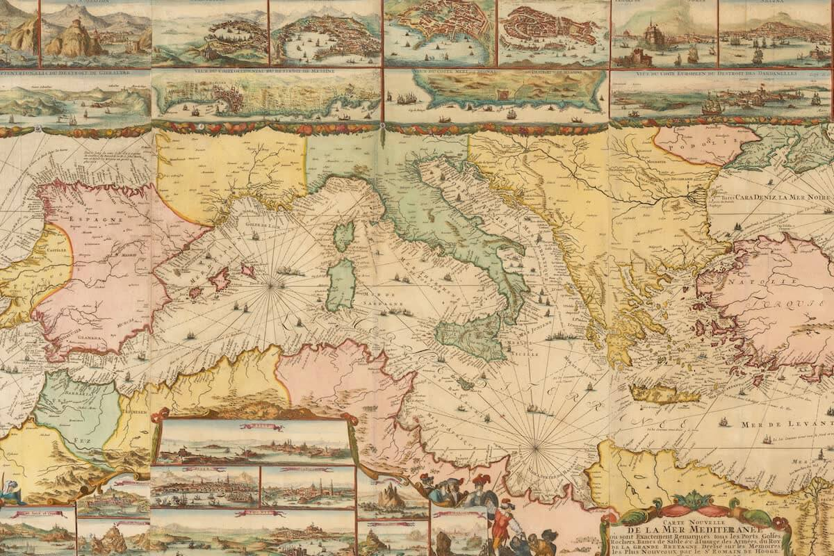 History Archive - Mediterranean Collection
