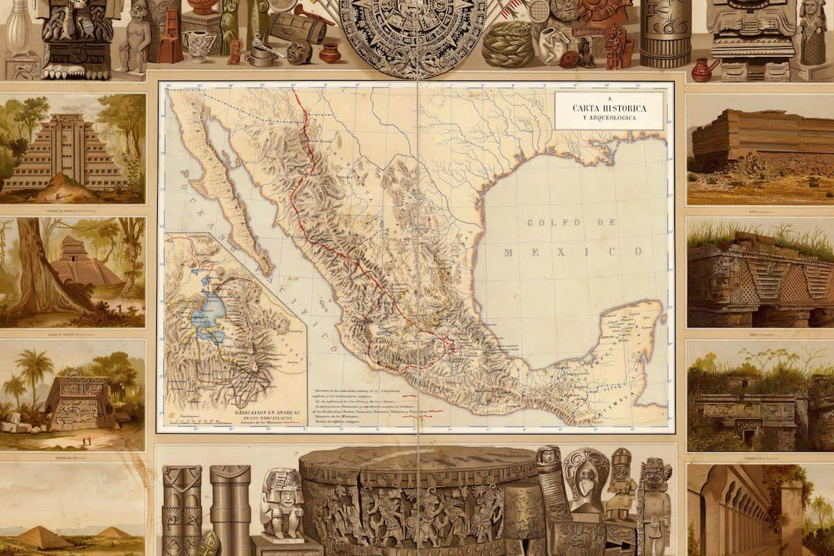 History Archive - Mesoamerica Collection