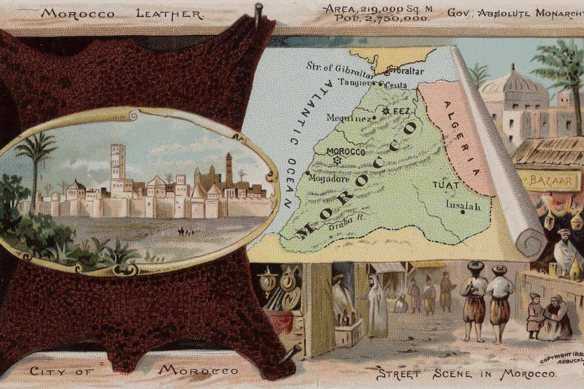 History Archive - Morocco Collection