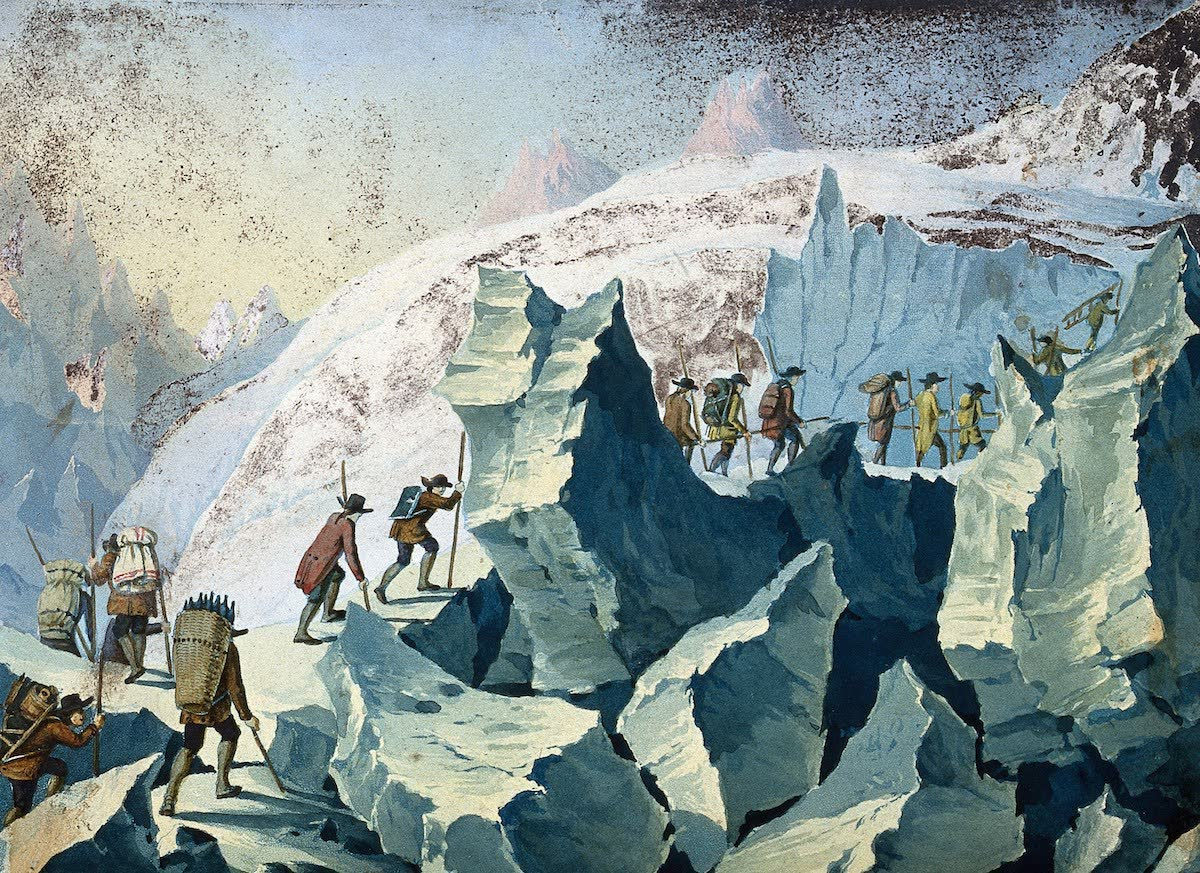 History Archive - Mountaineering Collection
