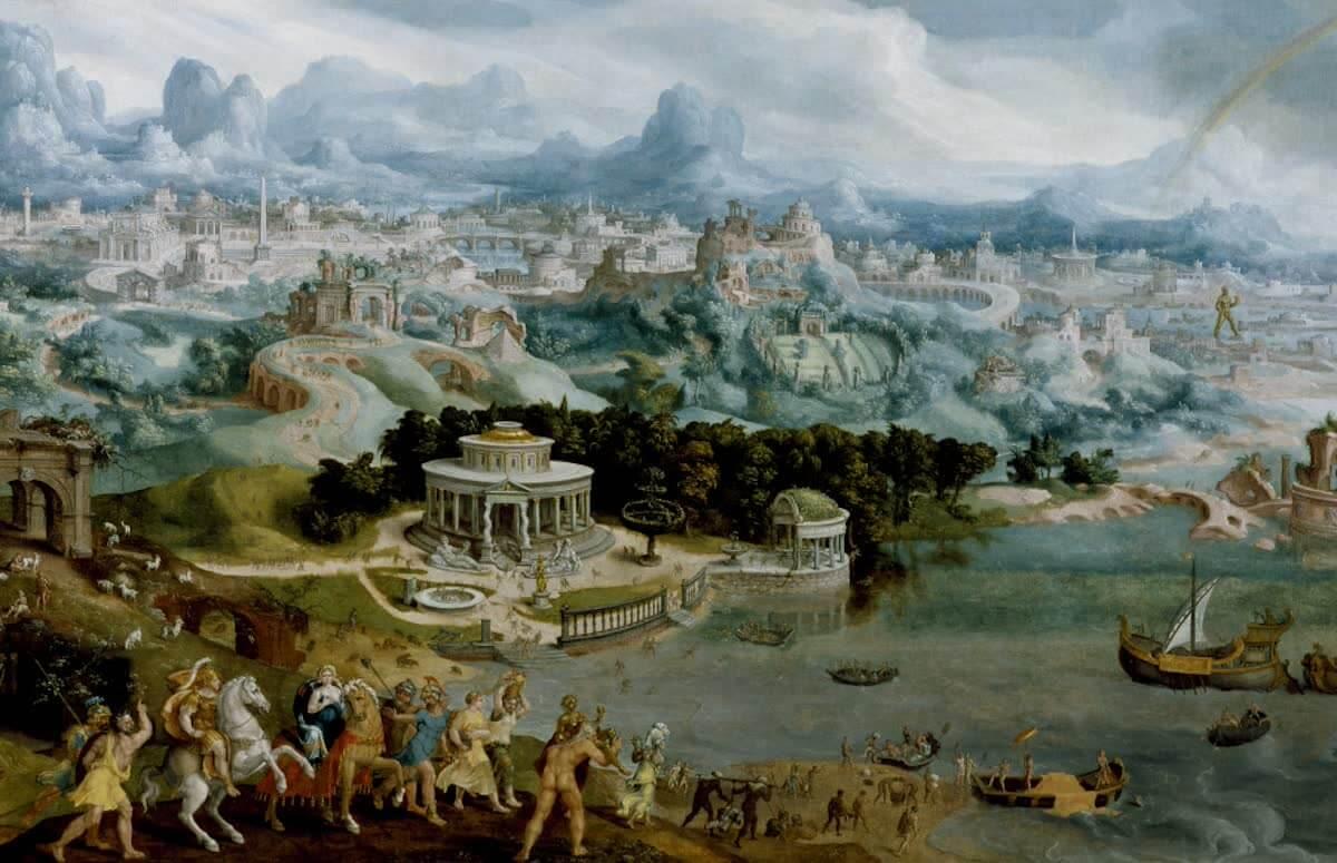 History Archive - Mythology Collection