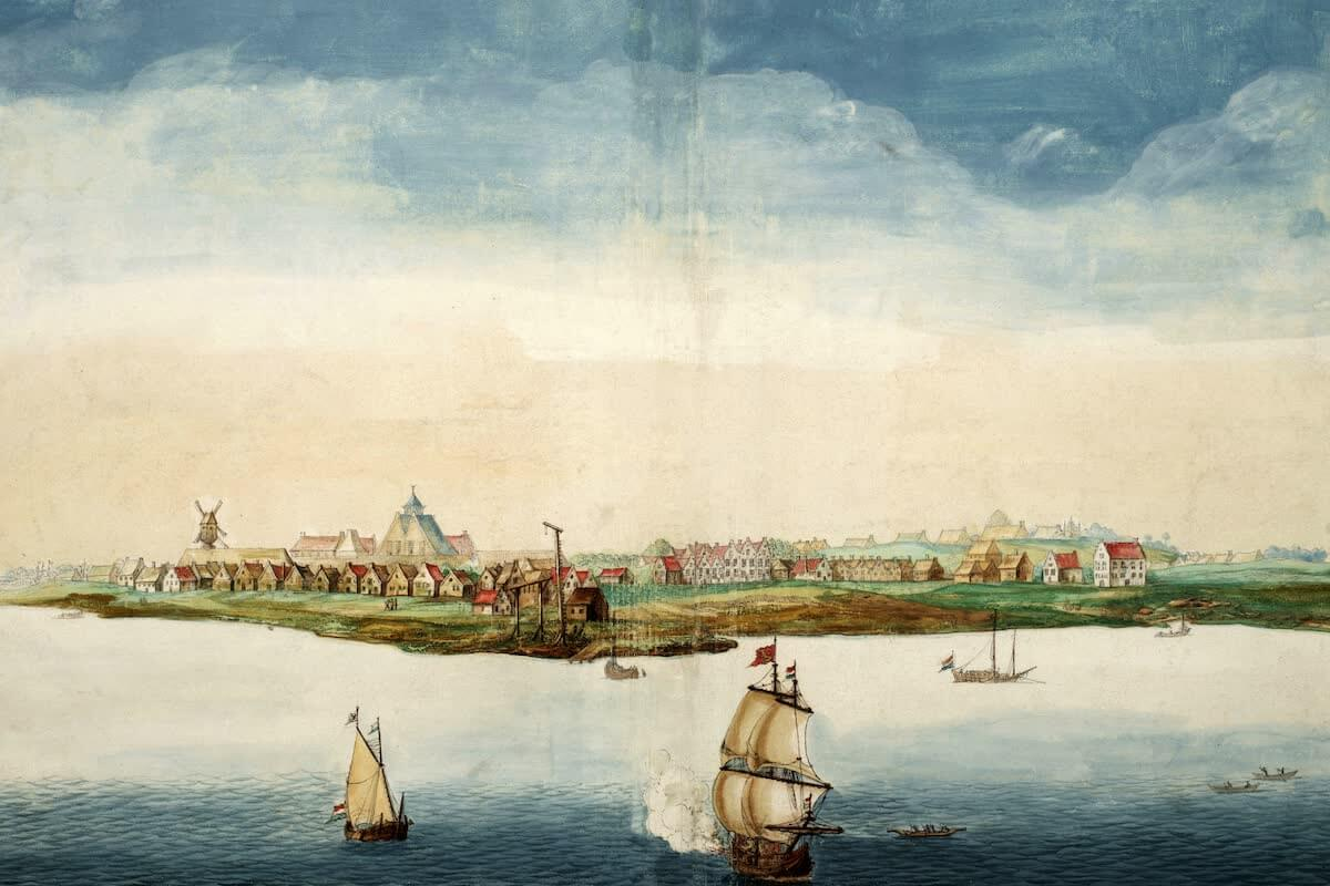 History Archive - New Amsterdam Collection