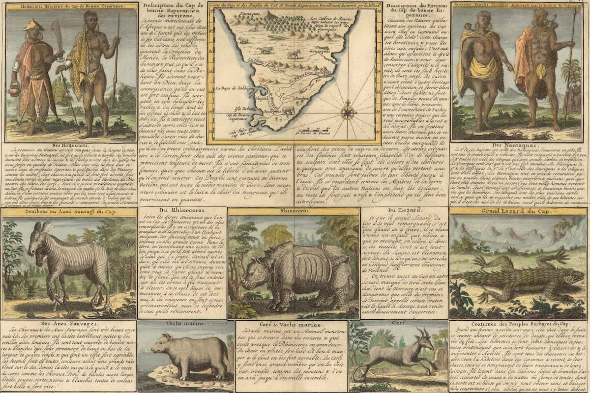 History Archive - South Africa Collection