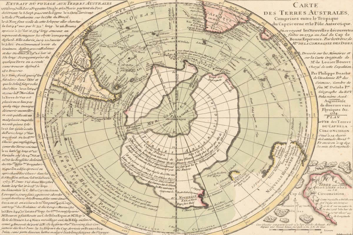 History Archive - Terra Australis Collection