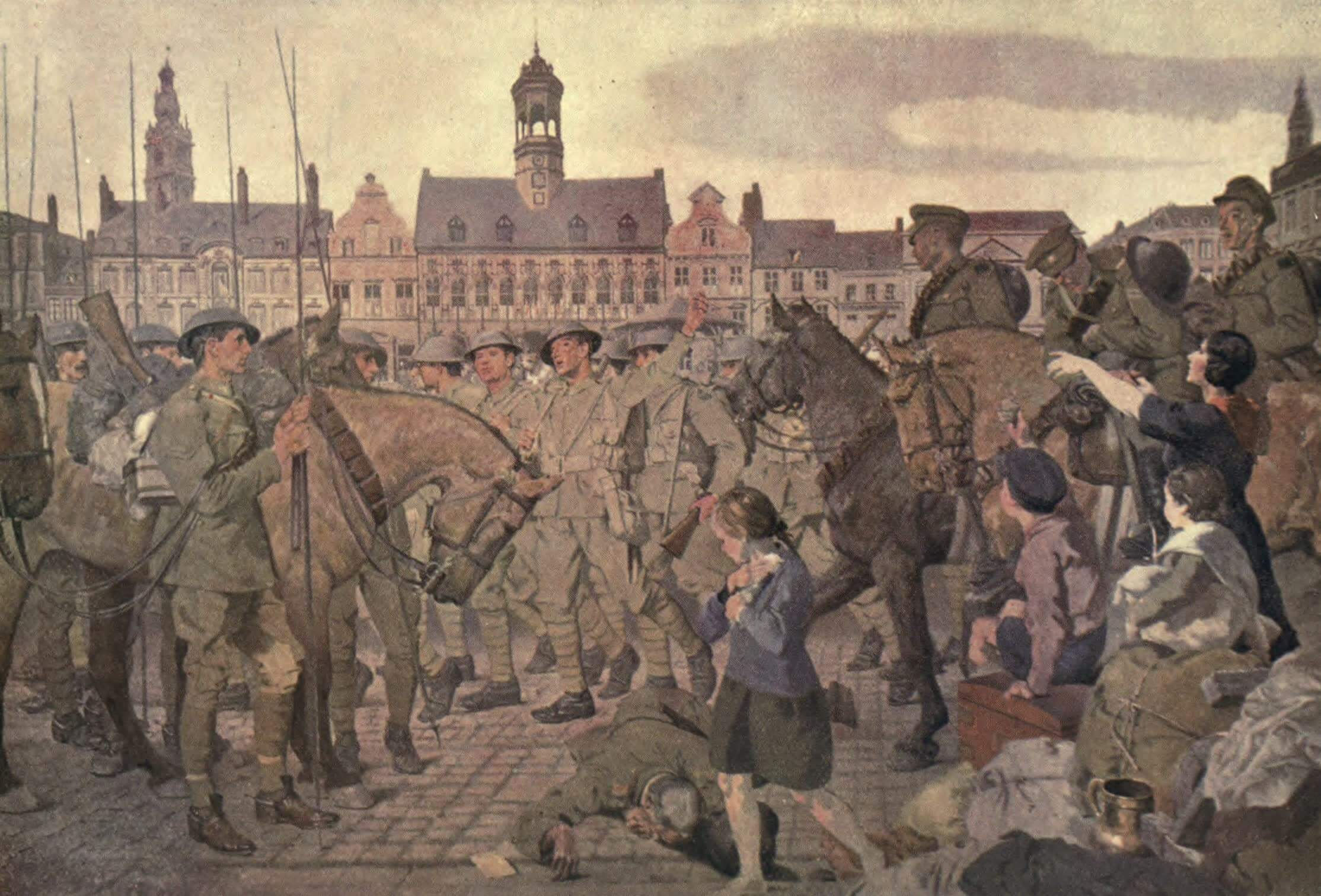 History Archive - World War I Collection
