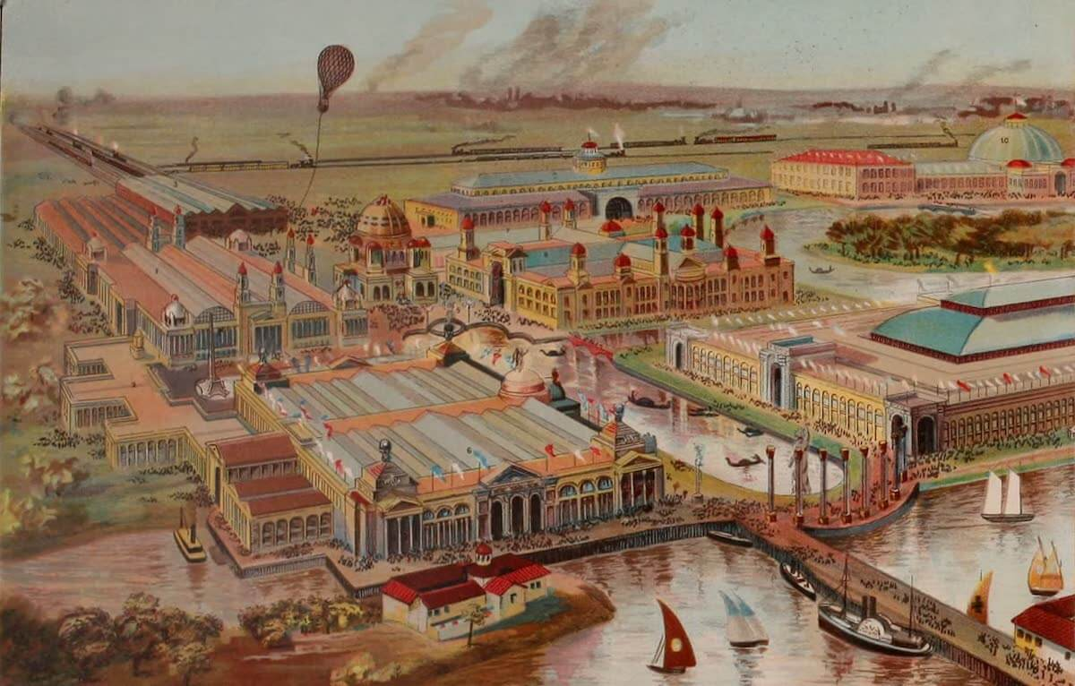 History Archive - Columbian Exposition Collection
