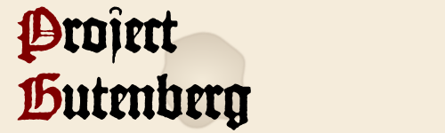 Contributors - Project Gutenberg